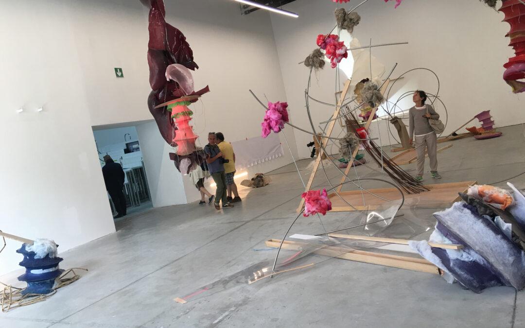 On The Precipice of Anti-Art: Daiga Grantina's Saules Suns at the 2019 Venice Bienale