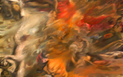 Interview With Jorge R. Pombo: Painting the Speed of History